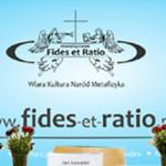 """""""Nie ma nic bardziej praktycznego, jak dobra teoria"""" – wywiad ze Stanisławem Papieżem  (Fides et Ratio)"""